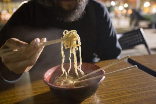 Morioka traditional noodles