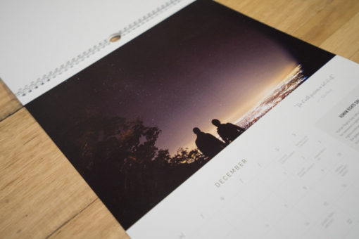 stockdale&Leggo calendar 2017 month of December ©Erika's Way