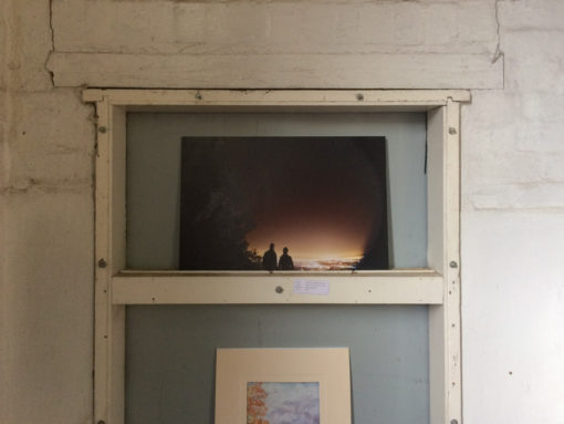 Art works exhibition in Emerald, Vic ©Erika's Way