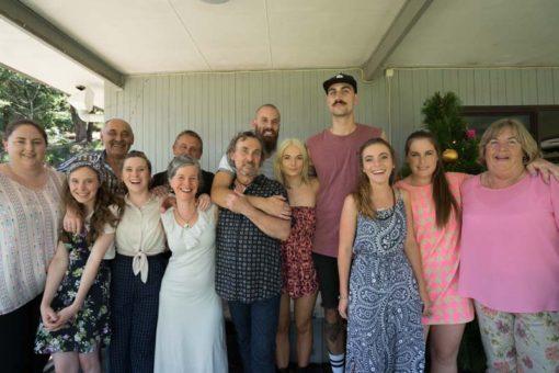 Christmas Group Photo