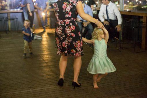 Mum and daughter dancing. Copyright Erika's Way Photography Wedding and Engagement Photographer