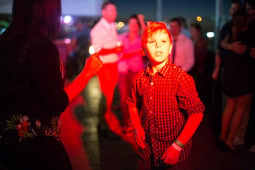 Boy dancing copyright Erika's Way Photography