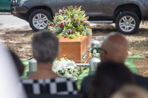 Funeral Photography for your memories. Copyright Erika's Way