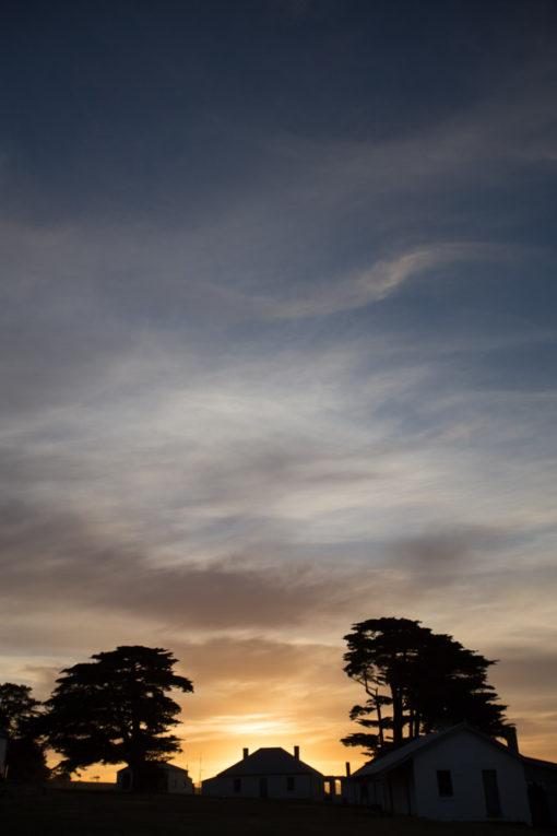 Sunset at Maria Island ©Erika's Way Photography