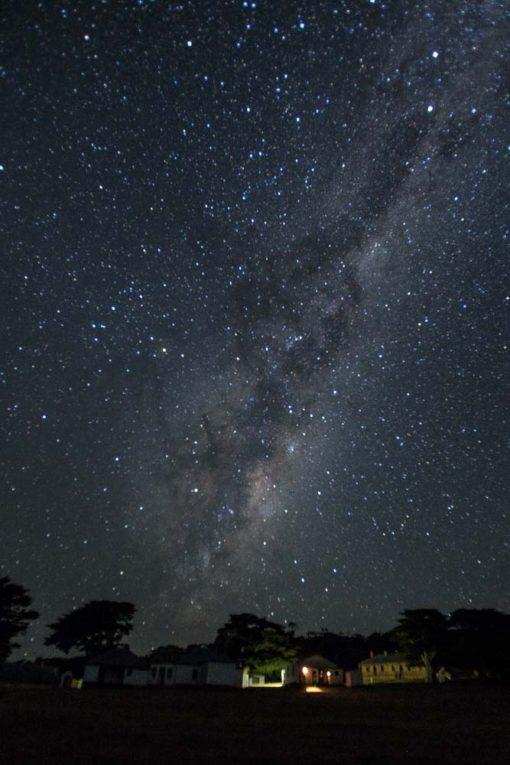 Starry night at Maria Island, Tasmania ©Erika's Way Photography