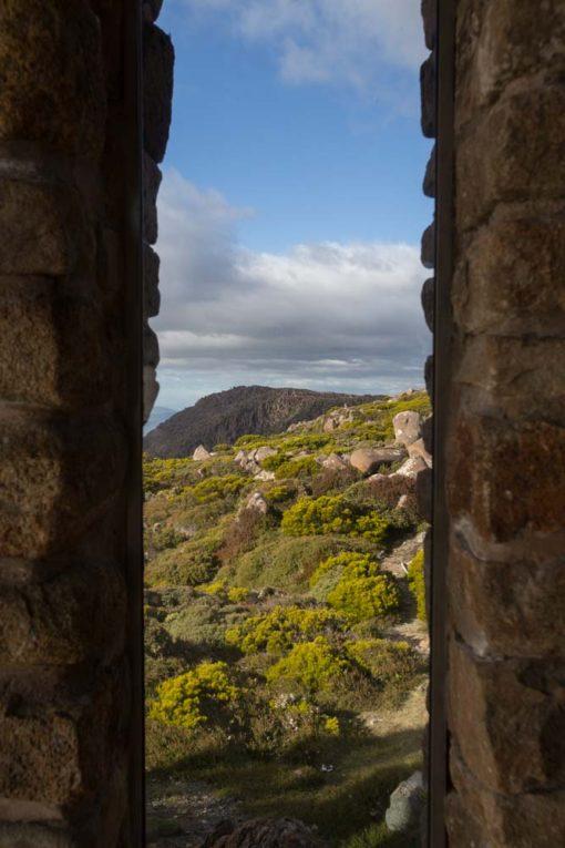 view around Mt Wellington, Tasmania ©Erika's Way Photography