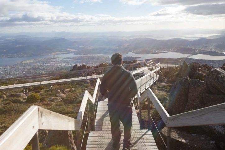 sunshine at Mt Wellington ©Erika's Way Photography
