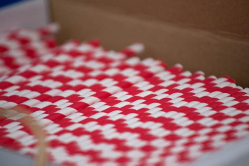 carton straws
