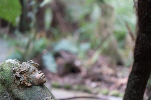 Amazing clay sculptures nested in the Dandenong Ranges