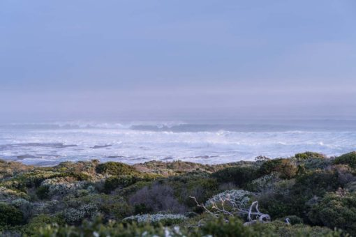 Bass Strait view from Point Nepean, Mornington Peninsula