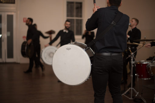 Turkish Drums. Wedding Photography by Erika's Way