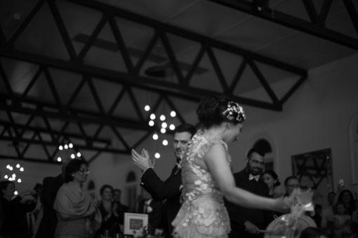Husband and Wife dancing. Photo by Erika's Way Wedding Photography