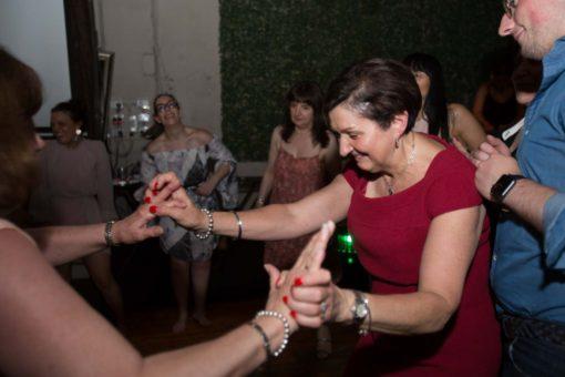 Aunties having fun dancing. Photo by Erika's Way Photography
