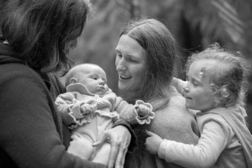 Family Photo shooting in Sherbrook Forest ©Erika's Way