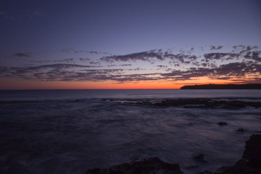 Sunset at Cape Paterson ©Erika's Way Photography