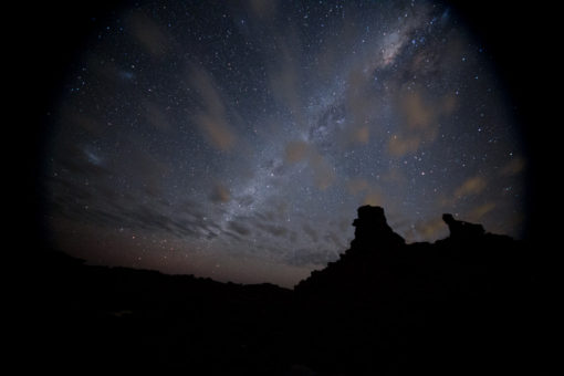 Milky Way over Victoria's amazing rock formations ©Erika's Way Photography