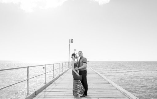 Couple photo shooting session in Frankston, Vic