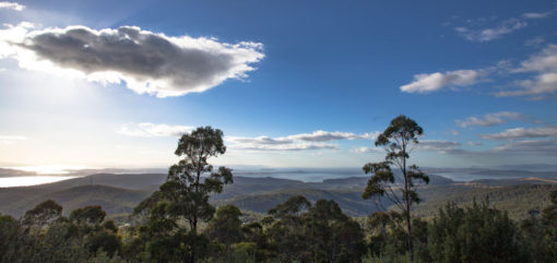view from Mt Wellington ©Erika's Way Photography