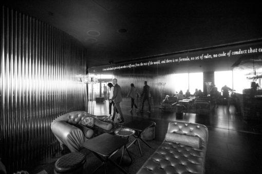 The Lui Bar, interiors