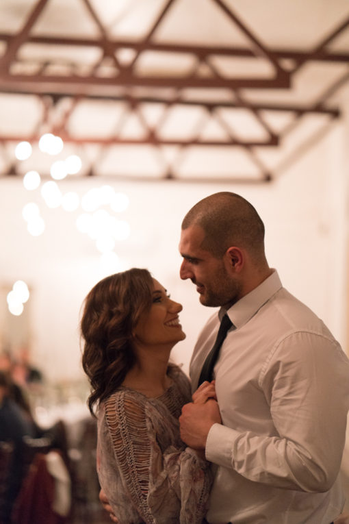 loving couples dancing during their friends Wedding