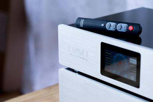 Amplifier design. Product Photography by Erika's Way