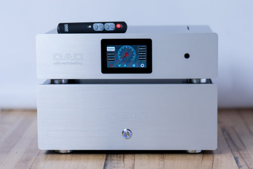 Audio system designed and made in Australia: photography copyright Erika's Way