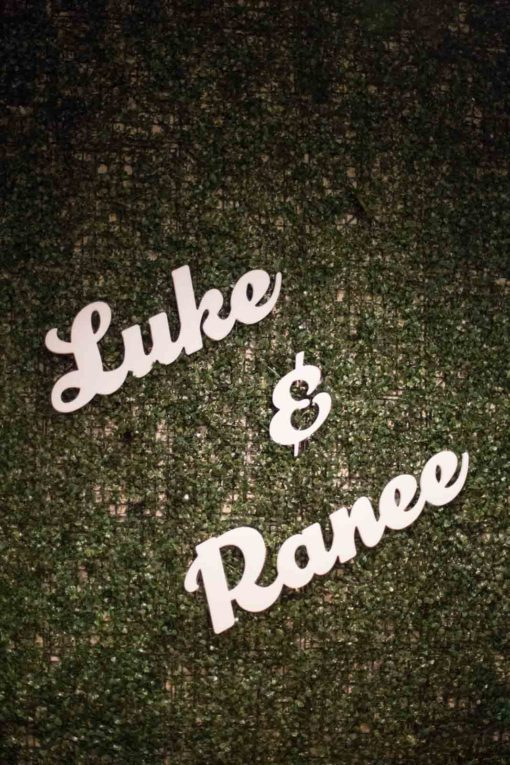 'Luke and Ranee' Engagement Party. Photo by Erika's Way Photography