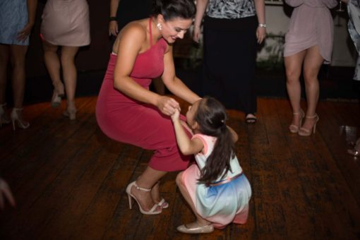 Dancing with little cousin. Photo by Erika's Way Photography