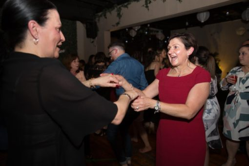 Aunties dancing. There is no age limit to dance! Photo by Erika's Way Photography